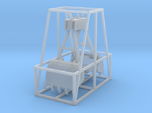 Burro Crane Clambucket HO Scale
