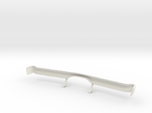 Dodge Charger 1698 Front Bumper 1/10