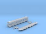 Passenger car type BDt-2 w/bogie