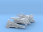 Viper Mk II Wing (Battlestar Galactica), 1/350