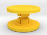 Bearing Caps for Fidget Spinner - Concave - Set