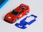 1/32 Fly Ferrari F40 Chassis for Slot.it AW pod