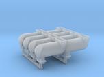 MILW GP/SD/F Exhaust Spark Arrestor (HO - 1:87) 8X