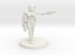 36mm Female Combat Armor 2
