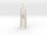 Billiard Cue Stand - Gas Pump Style