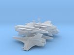 Viper Mk VII Wing (Battlestar Galactica), 1/350