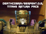 Deathcobra Face (Titans Return)