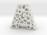 Voronoi Letter ( alphabet ) A