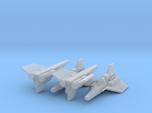 Viper Mk I Wing (Battlestar Galactica), 1/350
