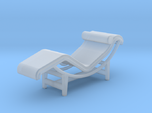 1:48 Le Corbusier Chaise Lounge LC4 Chair