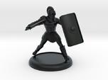 Secutor Gladiator with customisable shield