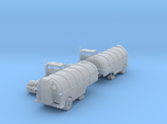 Milk Trucks With Tanker Z Scale