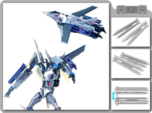 TFP Starscream Missiles