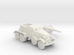 BA 36 with tracks (Soviet) 1/144