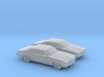 1/160 2X 1968-72 Pontiac Le Mans