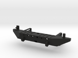 Rear Bumper with Receiver Hitch for Axial SCX10