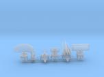 1/160 Scale HAWK Missile Unit
