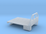 1/64  Flatbed for Dually PickUps