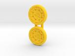 Dwemer spinner caps - Screw type, Standard