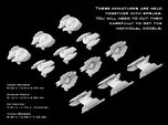 (Armada) Separatist Fighter Set 1