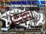 1-160 Flakvierling 38 Set 1