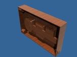 Supernatural Men of Letters Box (Body Insert)