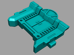 VF-1 Option Part; Battroid Ingress/Egress Hatch