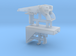 1/16 M2 Browning (50 cal') vehicle mount.