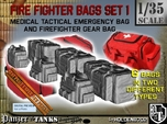 1-35 Med Tac Emerg And Firefight Gear Bag Set