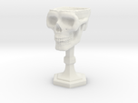Chalice: Skull Chalice for 1:24 scale (1/2 scale)