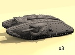 1/220 Mk.IV Male tank