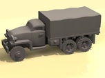 1/100 Studebaker 6x6 truck