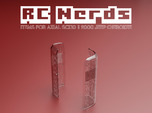 RCN032 Light lens for Axial Scx10 II Jeep
