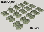 """Team Scythe"" 3mm Anti-Grav HQ Group (15pcs)"