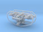 1/700 E-2C w/gear x4 (FUD)