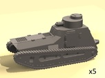 6mm LK-II light tank (MG armed)