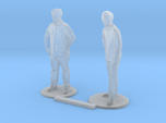 O Scale Standing People 6