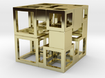 Perfect Cubed Cube Frame 43-19-1
