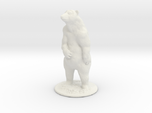 HO Scale Grizzly Bear