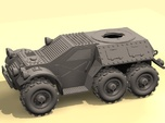 28mm 6x6 Taman recon car (without turret)