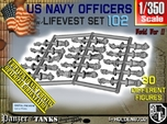1-350 US Navy KAPOK Officers Set102
