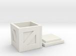 D&D Wood Crate