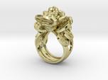 Greedy Money Toad Ring: JinChan