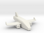 Low Poly 3D Airplane