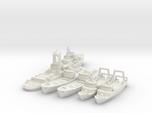 Lloydsman tug and trawlers 1/700 and 1/600
