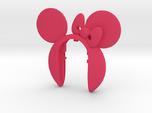 MINIE #7 key fob for MINI COOPER F MODELS