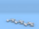 Behemoth class Battlecruiser x3 1:10000