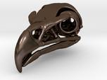 Eagle Skull Pendant