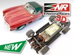 3D Chassis - Top Slot Mercedes Benz 300SL Roadster