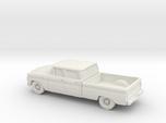 1/87 1962 Chevrolet C10 Fleetside Crewcab